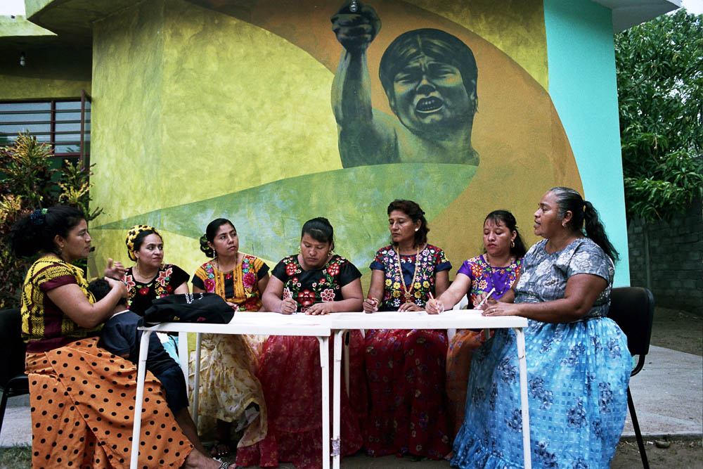 Comunidad Juchitecas 1