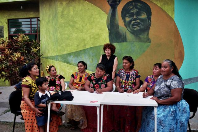 Comunidad Juchitecas 26
