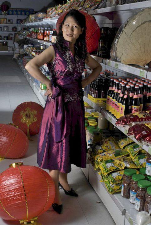 """18-Shang Mei, empresaria: """"La palabra de un paisano vale más que un contrato"""", Barcelona"""