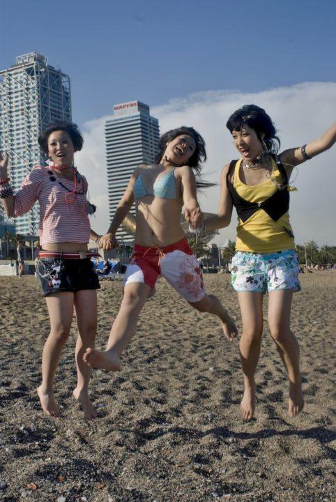 2-Qilu Zhou, 14 años, Barcelona.
